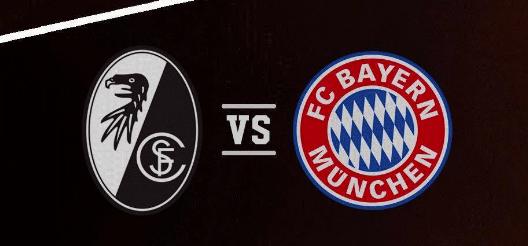 Freiburg x Bayern de Munique