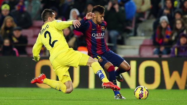 Barcelona x Villarreal