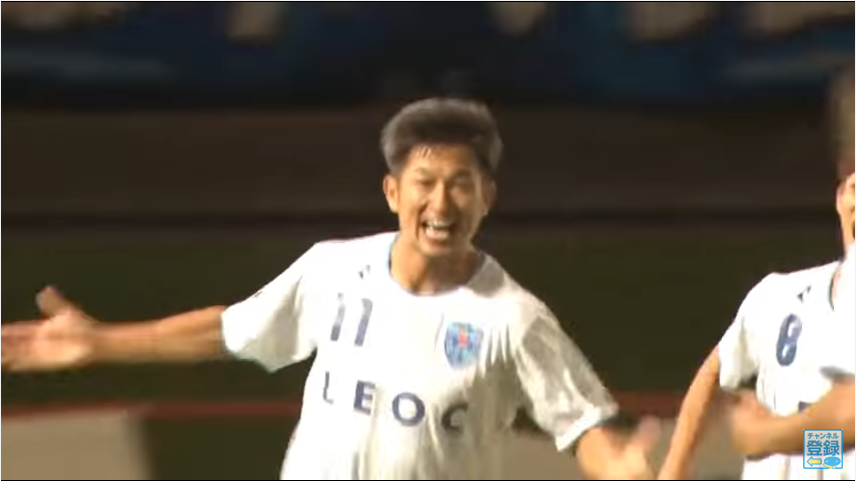 Aos 49 anos, japonês Kazu Miura, ex-Santos e Palmeiras, ainda joga profissionalmente
