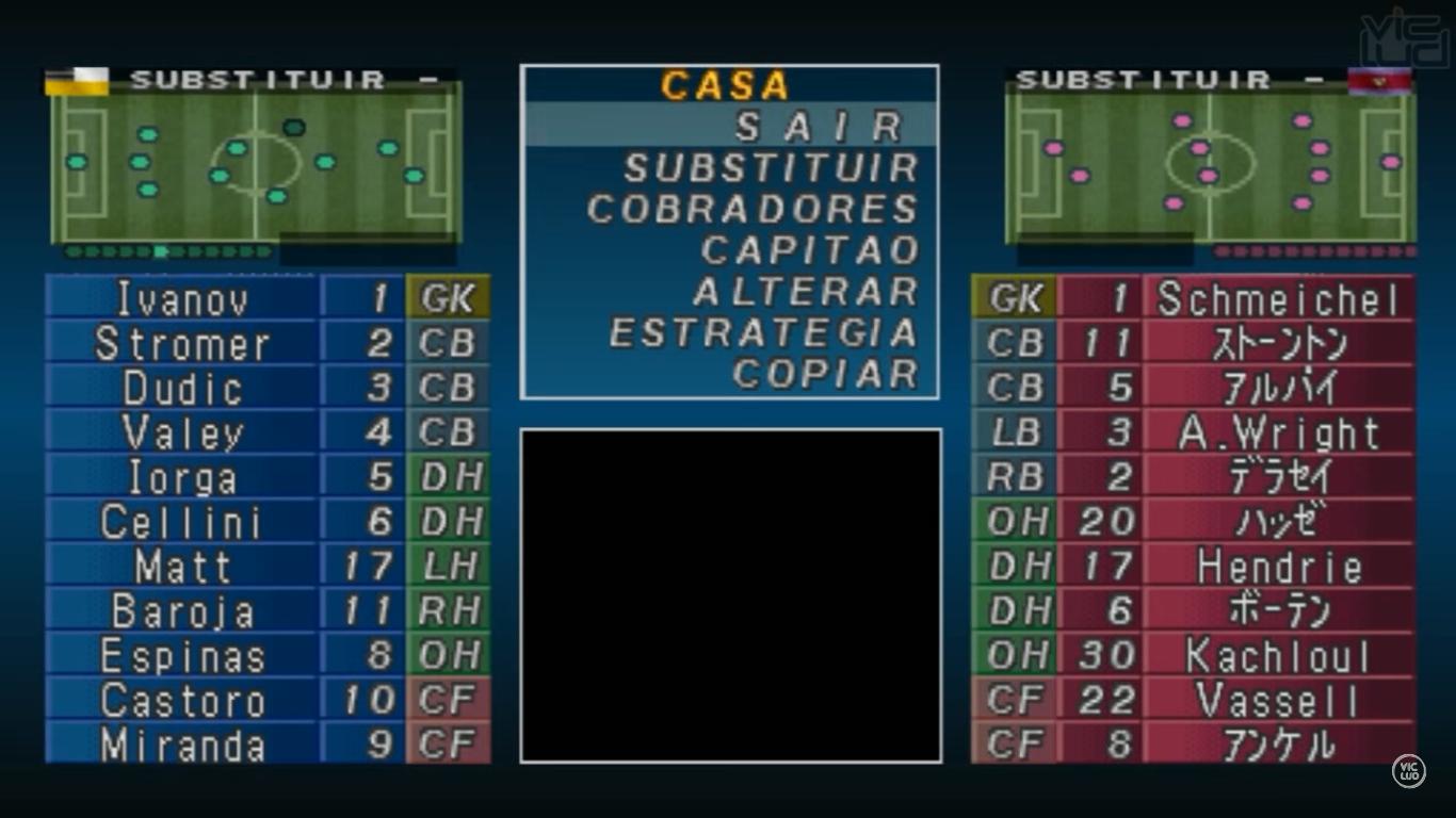 DE ELEVEN 2002 BAIXAR PS1 WINNING JOGOS