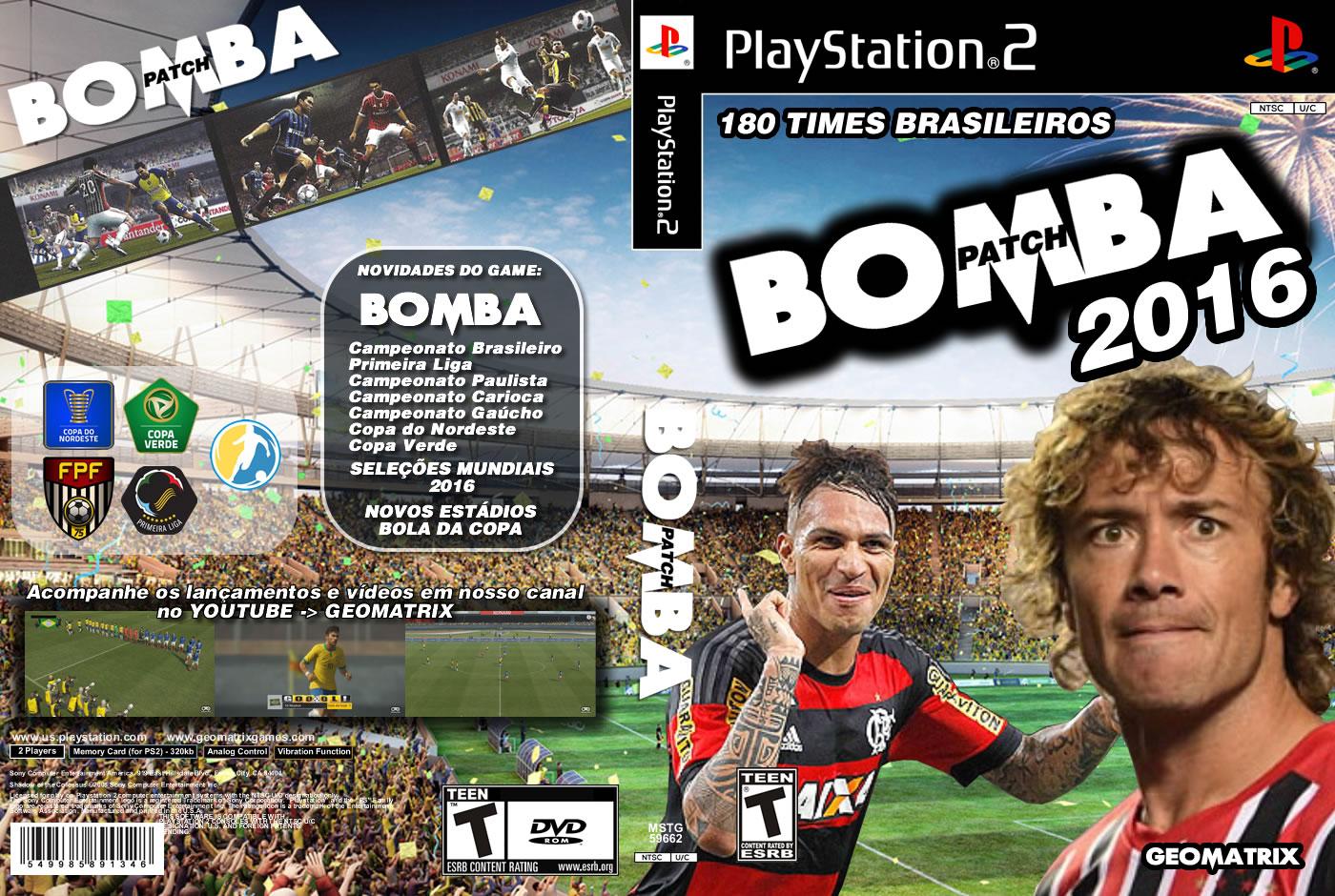 BRAZUKAS 2013 BAIXAR PS2 PES