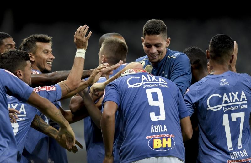 Volta Redonda x Cruzeiro