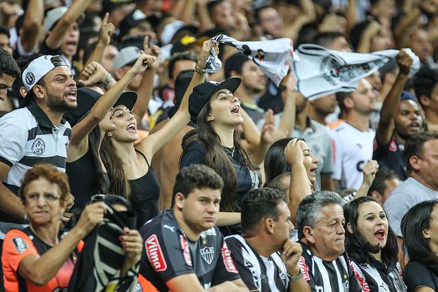 Galo divulga segunda parcial para o embate da volta na Sul-Americana Atlético Independência oitavas de final
