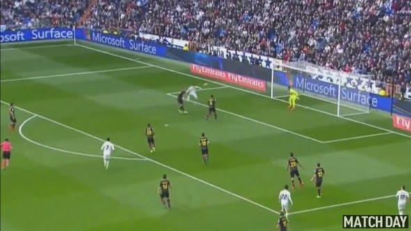 Morata Real Madrid x Espanyol