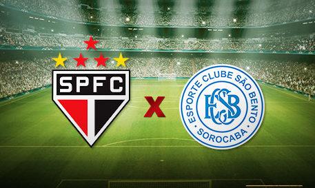 São Paulo x São Bento