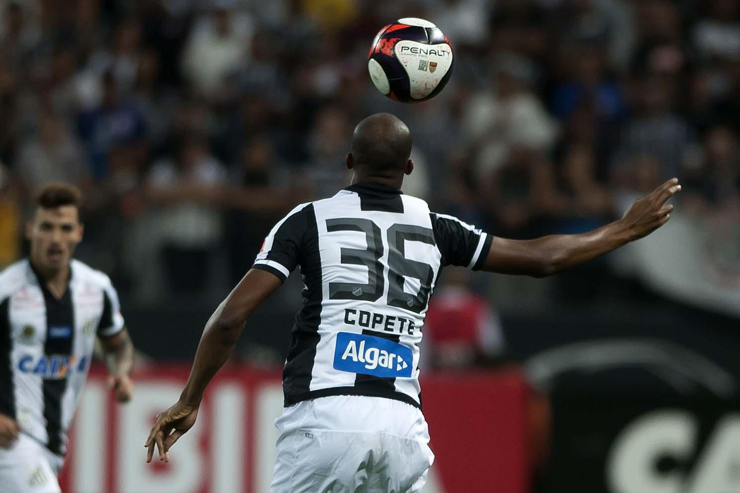 Copete quer retornar ao Santos