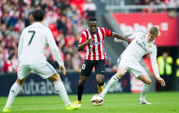 Athletic Bilbao x Real Madrid