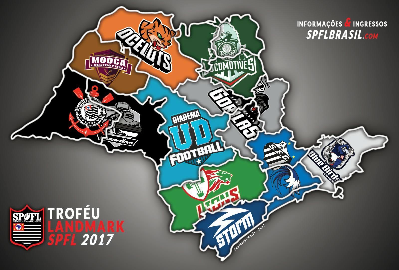 SPFL 2017 Troféu Landmark