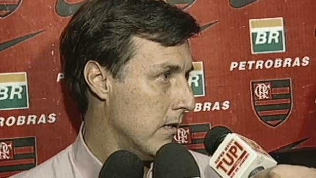 Waldemar no Flamengo