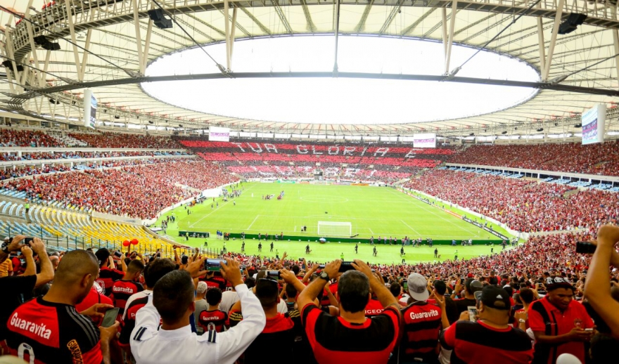 Flamengo Tem Novo Pacote De Ingressos Para Jogos Em Casa No
