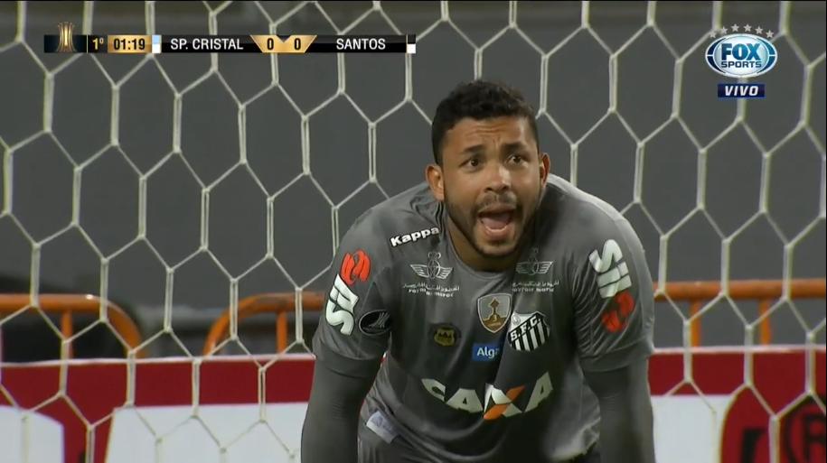 Aprova ou reprova? Avalie as atuações dos jogadores do Santos contra o Sporting Cristal!