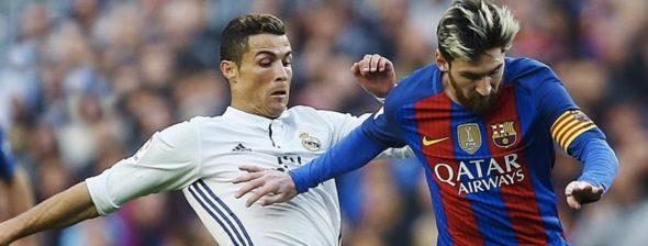 Real Madrid x Barcelona