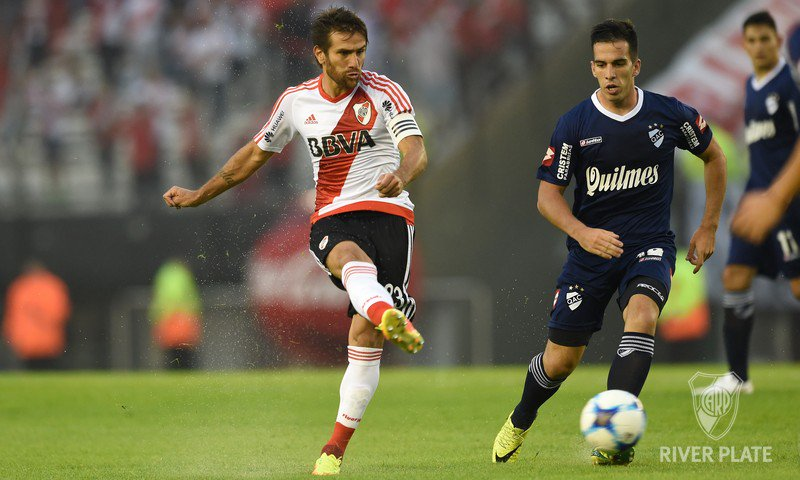 River Plate x Quilmes