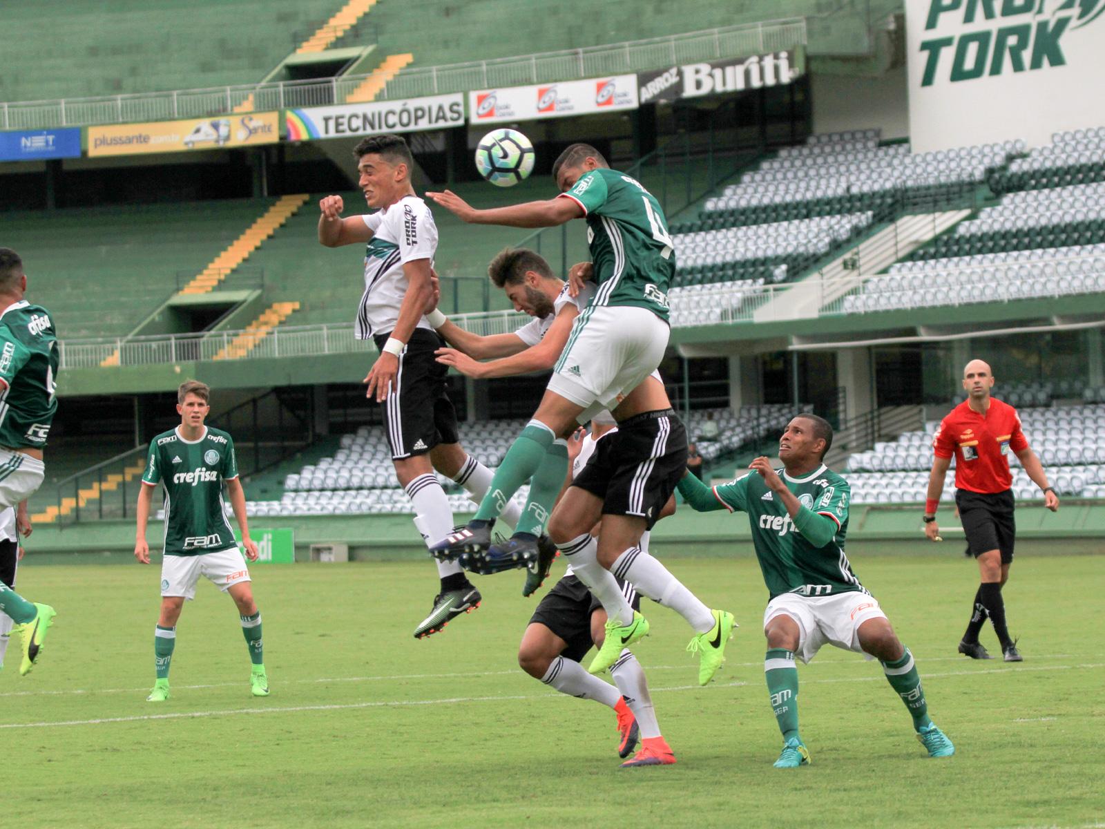 Palmeiras X Coritiba Saiba Como Assistir A Copa Do Brasil Sub 20 Ao Vivo Na Tv