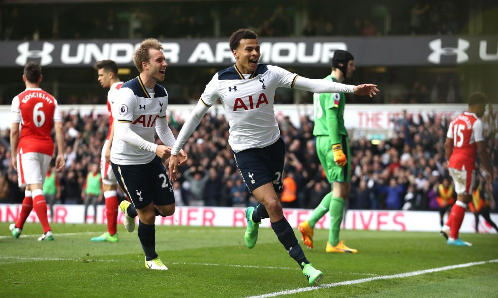 Tottenham x Arsenal