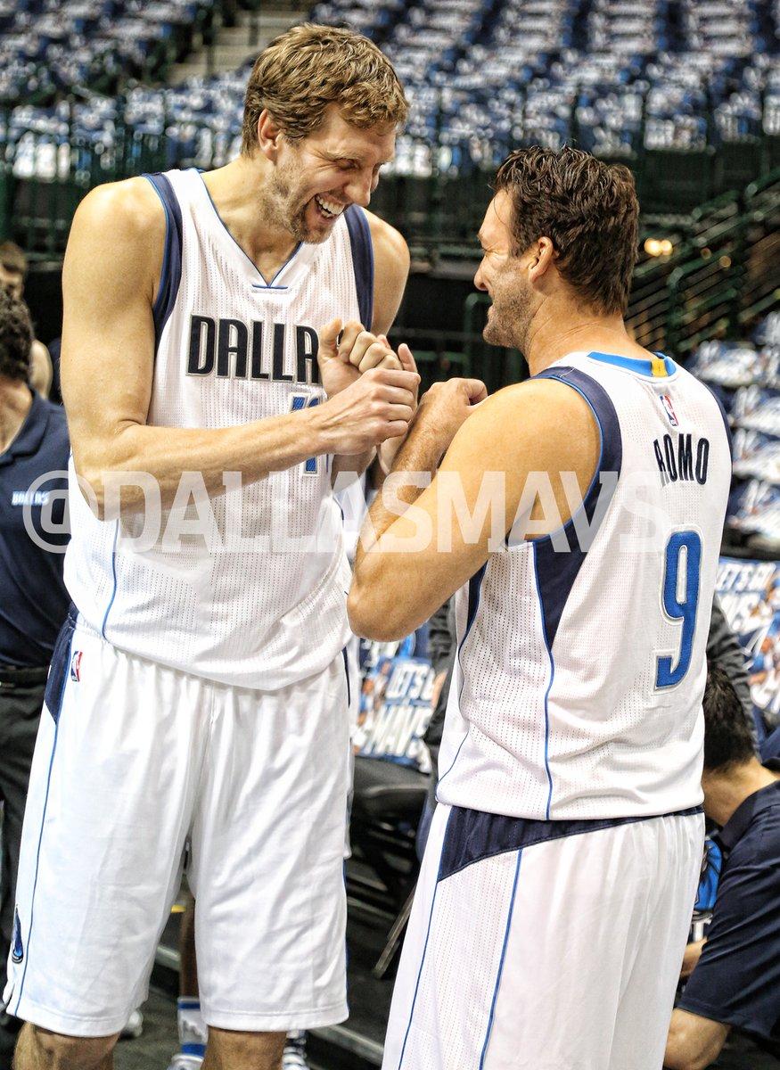 Tony Romo no Dallas Mavericks