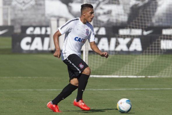 Léo Jabá no Corinthians
