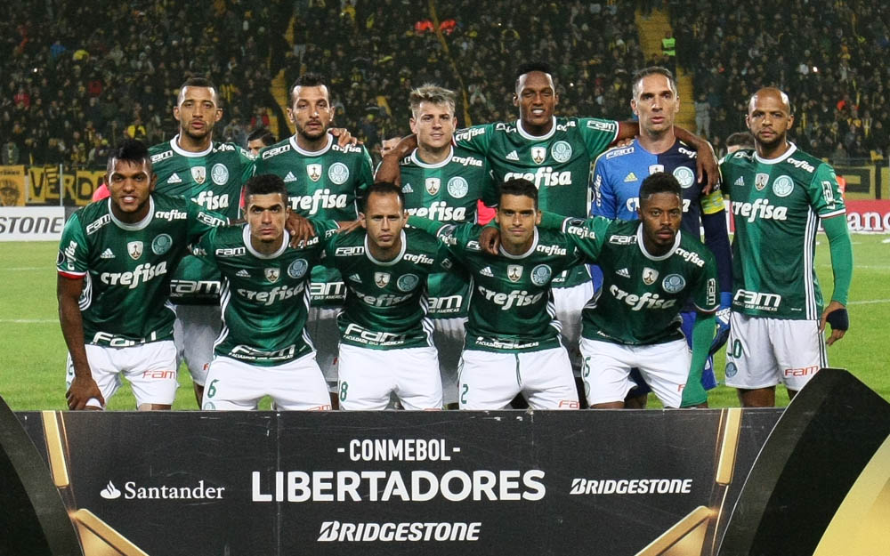 Jorge Wilstermann x Palmeiras