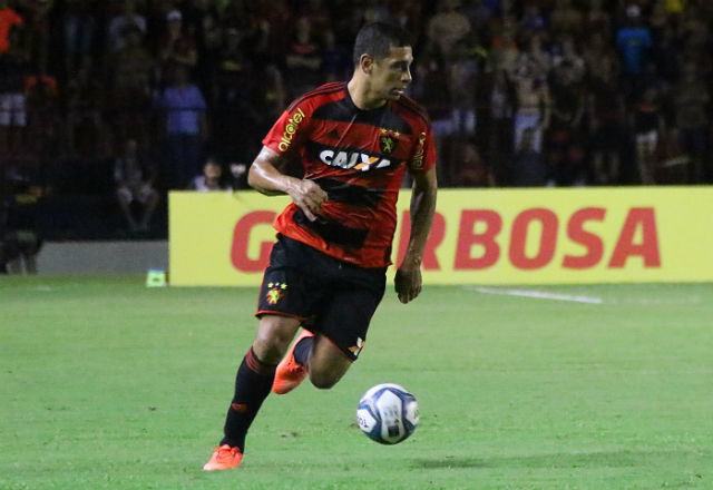 Diego Souza no Palmeiras