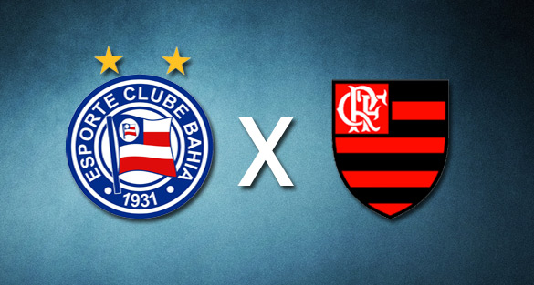 Bahia x Flamengo ao vivo