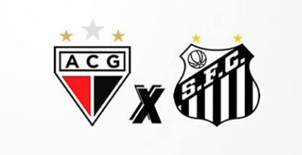 Atletico Go X Santos Assista Os Gols Da Partida Do Brasileirao