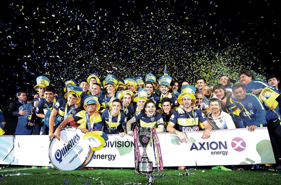 Campeão argentino, o Boca Juniors tem três jogadores na lista de destaques do Torcedores.com