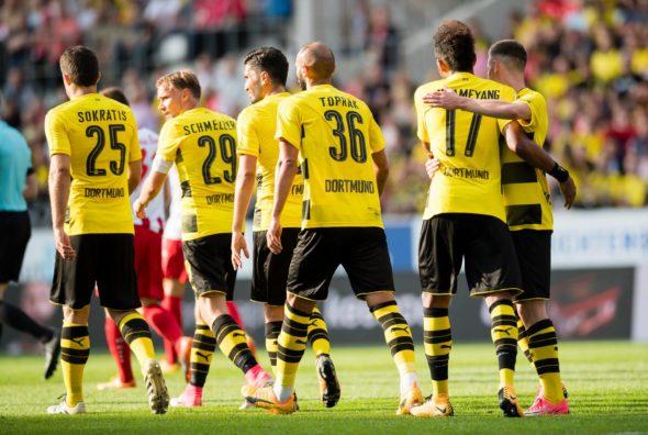 Dortmund Espanyol