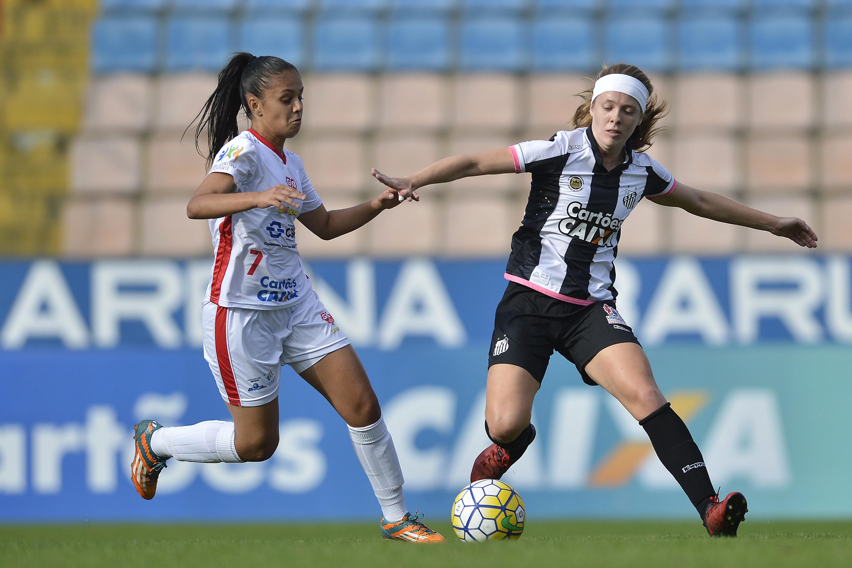 "Campeonato Brasileiro de Futebol Feminino ""Brasileirão Caixa 2017"", Grêmio Osasco Audax X Santos F.C. Paulista Feminino"