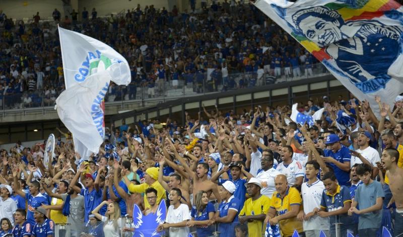 Cruzeiro x Sport ingressos