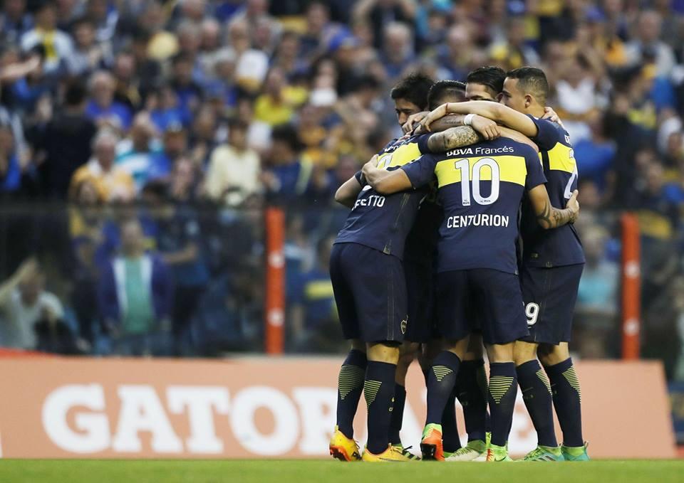 Patronato x Boca Juniors