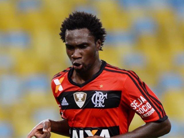 Negueba, ex-Flamengo