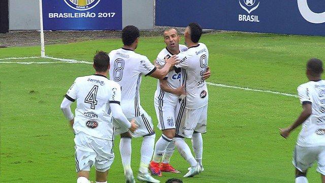 Gols do jogo Ponte Preta x Botafogo