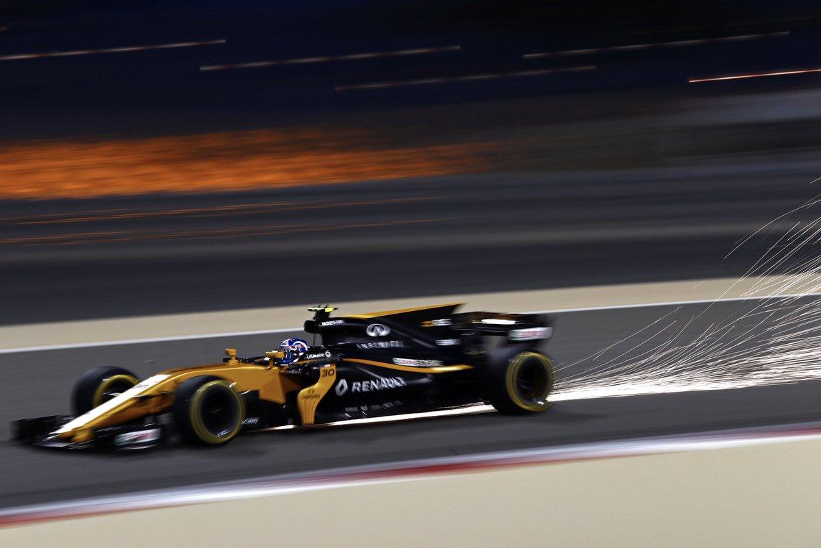 Palmer F1 2017