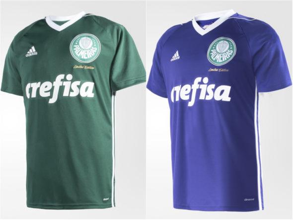 138f38c832100 Palmeiras faz promoção em camisas 'obsessão' e torcedores reclamam ...