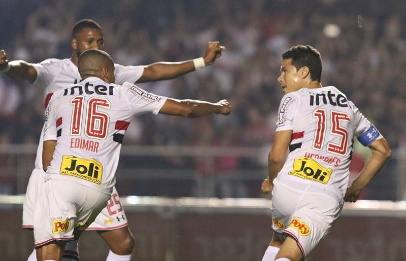 chances São Paulo