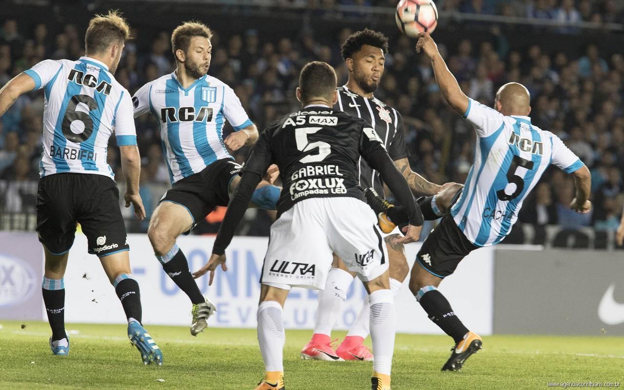 Racing 0x0 Corinthians: assista aos melhores momentos do jogo