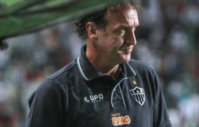 Cuca - Atlético