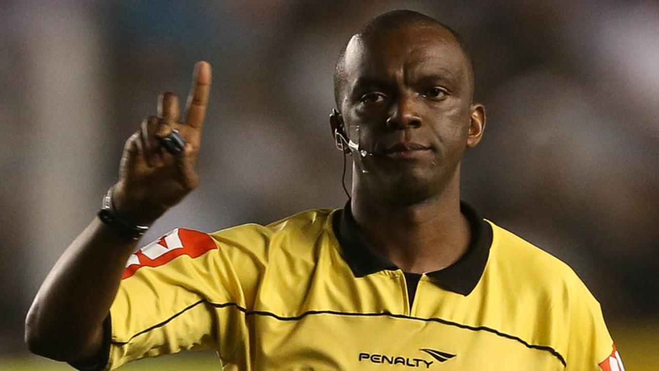 Corinthians x Santos Luiz Flávio de Oliveira