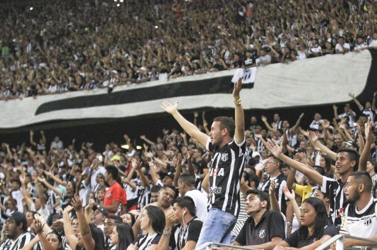 Ceará encara o Atlético-CE neste domingo (8)