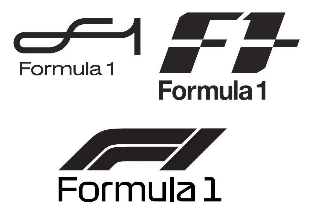 Resultado de imagem para F1 LOGOS