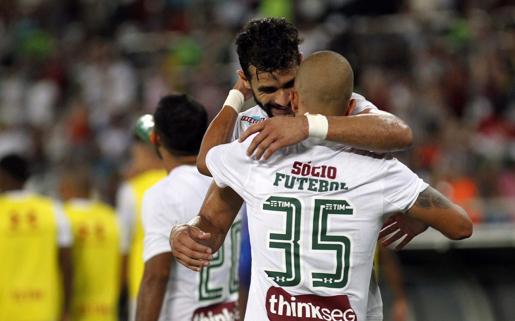 Fluminense x Sport