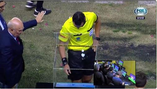 Wilmar Roldán, na Libertadores