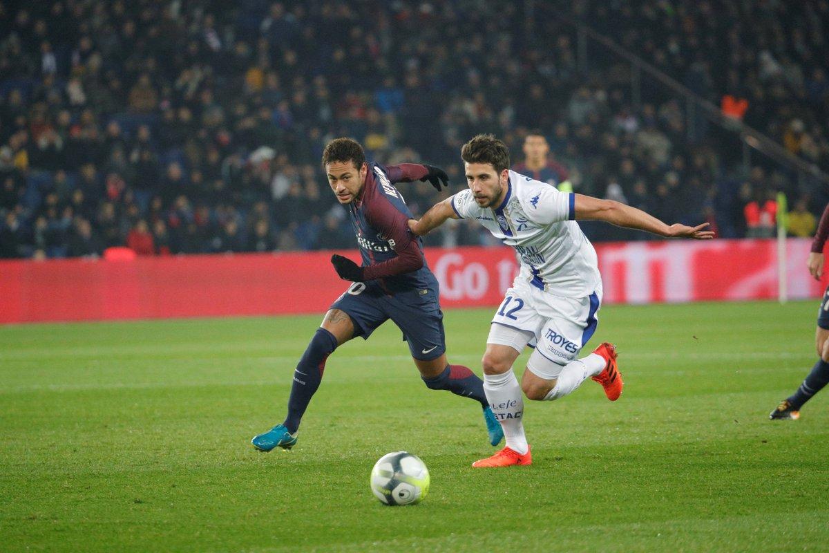 PSG x Troyes