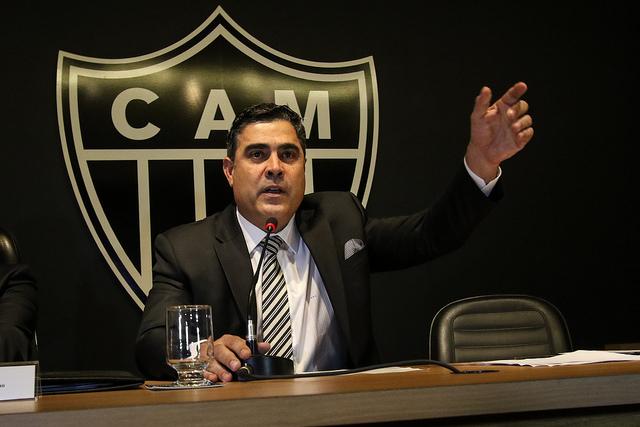 Sérgio-Sette-Câmara Atlético-MG