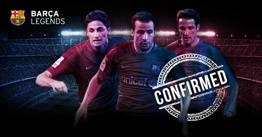 Barcelona Legends