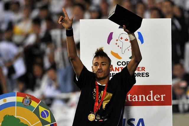 Neymar, Santos, Flamengo