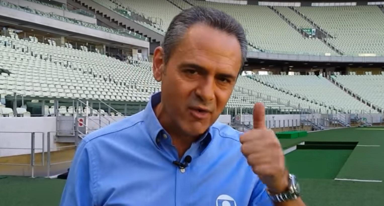 Luis Roberto é Eleito O Melhor Narrador Da Copa Do Mundo 2018