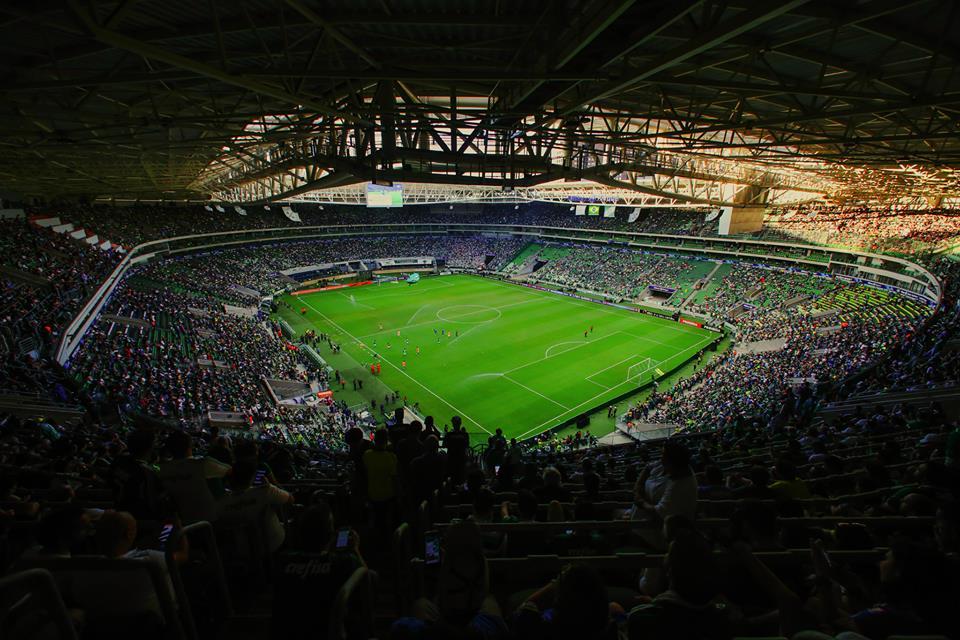 Palmeiras x Corinthians ingresso