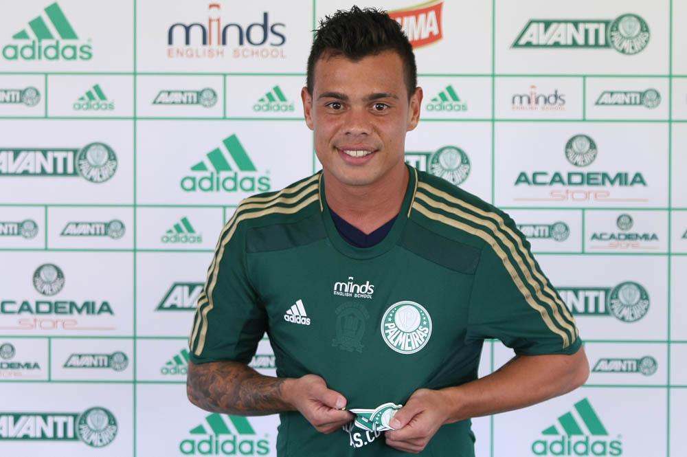 Bernardo Ex-Palmeiras e Vasco