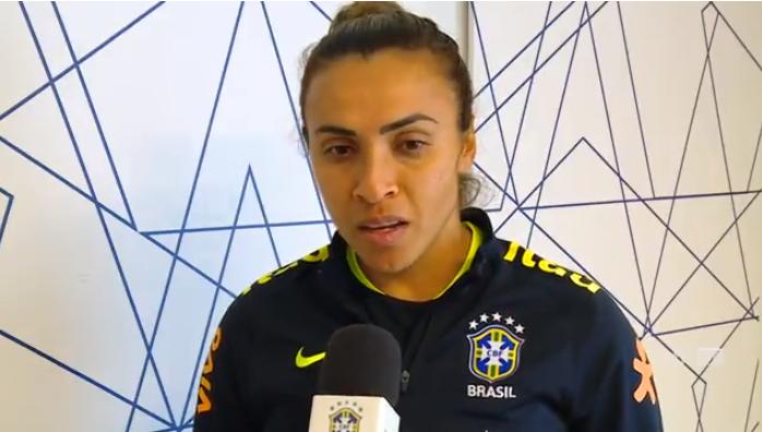Marta futebol feminino